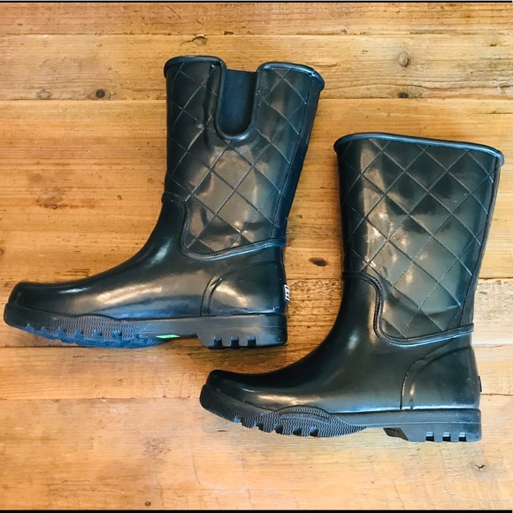 Sperry Shoes - Sperry Rain Boots - Rainboots Size 6